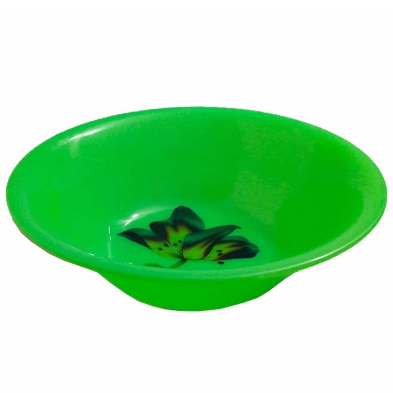 10 Inch Deep Bowls - Donga - Serving Bowls - Made Of Food-Grade Regular Plastic - Printed.