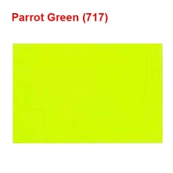 13 KG Taiwan - 60 Inch Panna Length - Parrot Green Color - Mill Quality