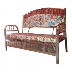 3 Seater Sofa - Royal Steel Sofa - VIP Sofa - Wedding Steel Sofa - Made of Stainless Steel - Multi Color