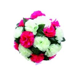 Artificial Flower Ball /  Wedding Palstic Flower Ball for Bridal Wedding / Party Ceremony Decoration / Multi Color