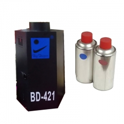 BD 421 Stage Effect Equipment - Fire Flame Machine - Special Effects Machine - Single Machine With Spray.