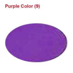 6 Meter Chandni - 62 Inch Panna - Purple Color - Heavy Cloth.