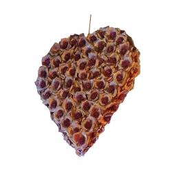 Plastic Flower Lutkon Heart Shape / Decorative Hanger For Wedding & Reception .