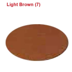 6 Meter Chandni - 62 Inch Panna - Light Brown Color - Heavy Cloth.