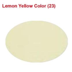 Galaxy Cloth - Chunri Cloth - Event Cloth - 46 inch Panna - Lemon Yellow Color