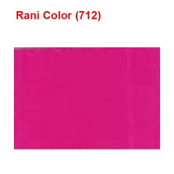 11 KG Taiwan /Rani Color/ 60 Inch Panna - Length / Mill Quality