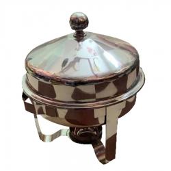 4 LTR - Chafing Dish - Hot Pot Dish - Garam Set - Buffet Set - Made of Stainless Steel - Weight (4 KG)