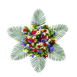 Plastic Flowers Bouq..