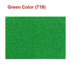 13 KG Taiwan /Green Color / 60 Inch Panna - Length / Mill Quality.