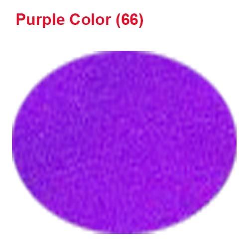 Chandni / 62 Inch Panna / Dark Purple Color / Heavy Cloth.