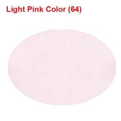 Satin Cloth /  42 Inch Panna / 8 KG /  Light Pink Color/ Event Cloth.