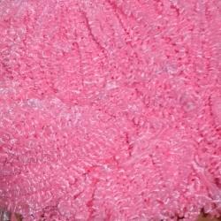 Decoration Plain Fur - Light Pink Color