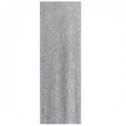 10 FT X 147 FT - Grey Color - Premium - Non Woven Jute Carpet - Mat - Floor Mat