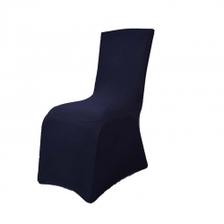 Four way Chair cover High Quality Spandex Chair Covers Wedding Universal Fit Size / Lavender Color .