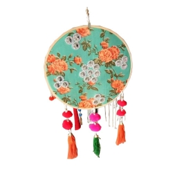 1 FT - Wall Hanging Jhumar - Fancy Hanging - Multi Color