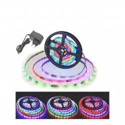 100 MTR Roll - Rope Light - 6 Color Running - Multi Color