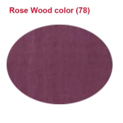 Rotto Cloth - 39 Inch Panna - Event Cloth - 5.7 Kg Quality - Rose Wood Color