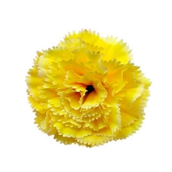 3 Inch - Loose Flower - Artificial Flower - Ceiling Flower - Flower Decoration - Yellow Color