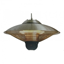 1 FT - Electrical Patio Heater - Ceiling Mounted - Outdoor or Indoor Use .