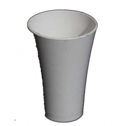 Small Plastic Glass - Drinking Glass - Plastic Serving Glass - White Color.