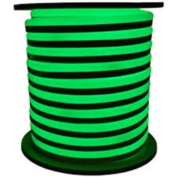 50 MTR Roll - Neon Rope Light - IP65 Waterproof Resistant - Indoor - Outdoor Rope Lighting - Green Color
