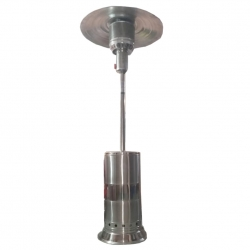 8 FT - Patio Heaters - Pole style Heaters - Made of Stainless Steel.