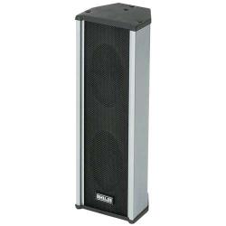 Ahuja SCM-15 PA Column Speakers - Black & Gray