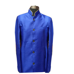 Helper Uniform - Waiter Uniform - Catering Uniform - Blue Color (Available Size 38 , 40 , 42 )
