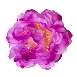 5.5 Inch - Loose Flower - Artificial Flower - Ceiling Flower - Flower Decoration - Purpule Color