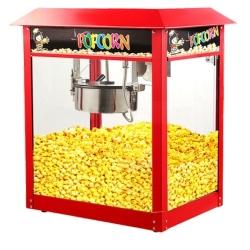 Popcorn Machine - Gas - Popcorn Maker - Commercial Popcorn Cart