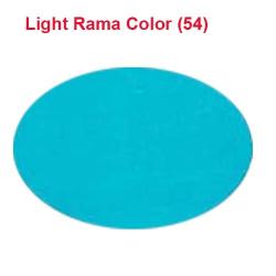 26 Gauge - BRITE LYCRA - 54 Inch Panna - Event Cloth - Light rama Colour