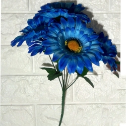 12 Inch - Artificial Flower Bunches - Fake Flowers Artificial Bunch - Decoration