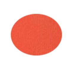 26 Gauge - BRITE LYCRA - 54 Inch Panna - Event Cloth - Pumkin Orange Colour