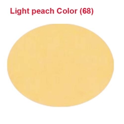 Rotto Janta Quality / 39 Inch Panna /  5.7 Kg Quality / Available In All Color . ( Light Peach Color )