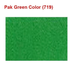 Dani Cloth - 5 KG Quality - 40 inch Panna - Pak Green color