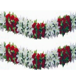 10 FT - Plastic Artificial Flower Pipe - Flower Carry - Flower Decoration - Multi Color