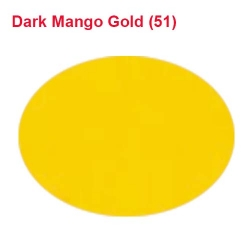 Rotto Cloth - 39 Inch Panna - Event Cloth - 5.7 Kg Quality - Dark Mango Gold Color