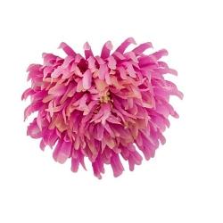 4 Inch - Loose Flower - Artificial Flower - Ceiling Flower - Flower Decoration - Pink Color
