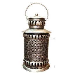 18 Inch - Small Decorative Lanterns - Hanging Lanterns - Khandil - Made Of Iron