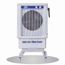67 Liter - Ram Cooler - Knockdown Coolbox - Air Cooler - Cooler 350 S - With Trolley - White Color