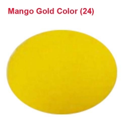 Micro Janta Quality - 39 Inch Panna - 4 KG Quality - Mango Gold Color