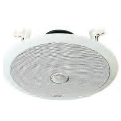 Ahuja CSD-8401T 2-Way PA Ceiling Speakers - White Color