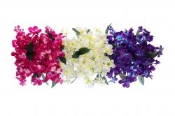 2.5 FT - Plastic Artificial Flower Panel - Flower Carry - Flower Decoration - Multi Color