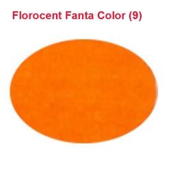 Micro Janta Quality - 39 Inch Panna - 5.7 KG Quality - Florocent Fanta Color