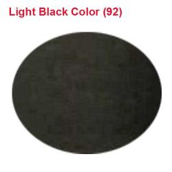 26 Gauge - BRITE LYCRA - 54 Inch Panna - Event Cloth -Light Black Colour