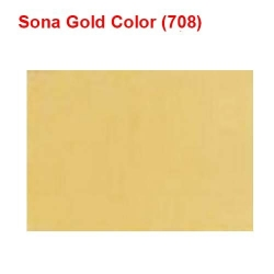 Dani Cloth / 5 KG Quality / 40 inch Panna /Sona gold color