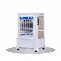 80 LTR - Desert Cooler - Air Cooler - 300 S - With Stand - White Color