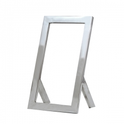14 Inch - Menu Stand - Menu Card Holder - Made Of Stainless Steel with Holder
