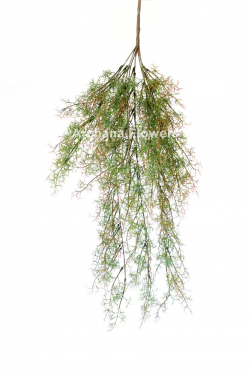 24 Inch  Artificial Green Wall Hanging - Grass Decoration - Green Color