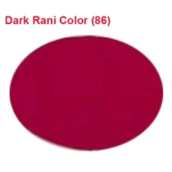 Micro Janta Quality - 39 Inch Panna - 4 KG Quality - Dark Rani Color